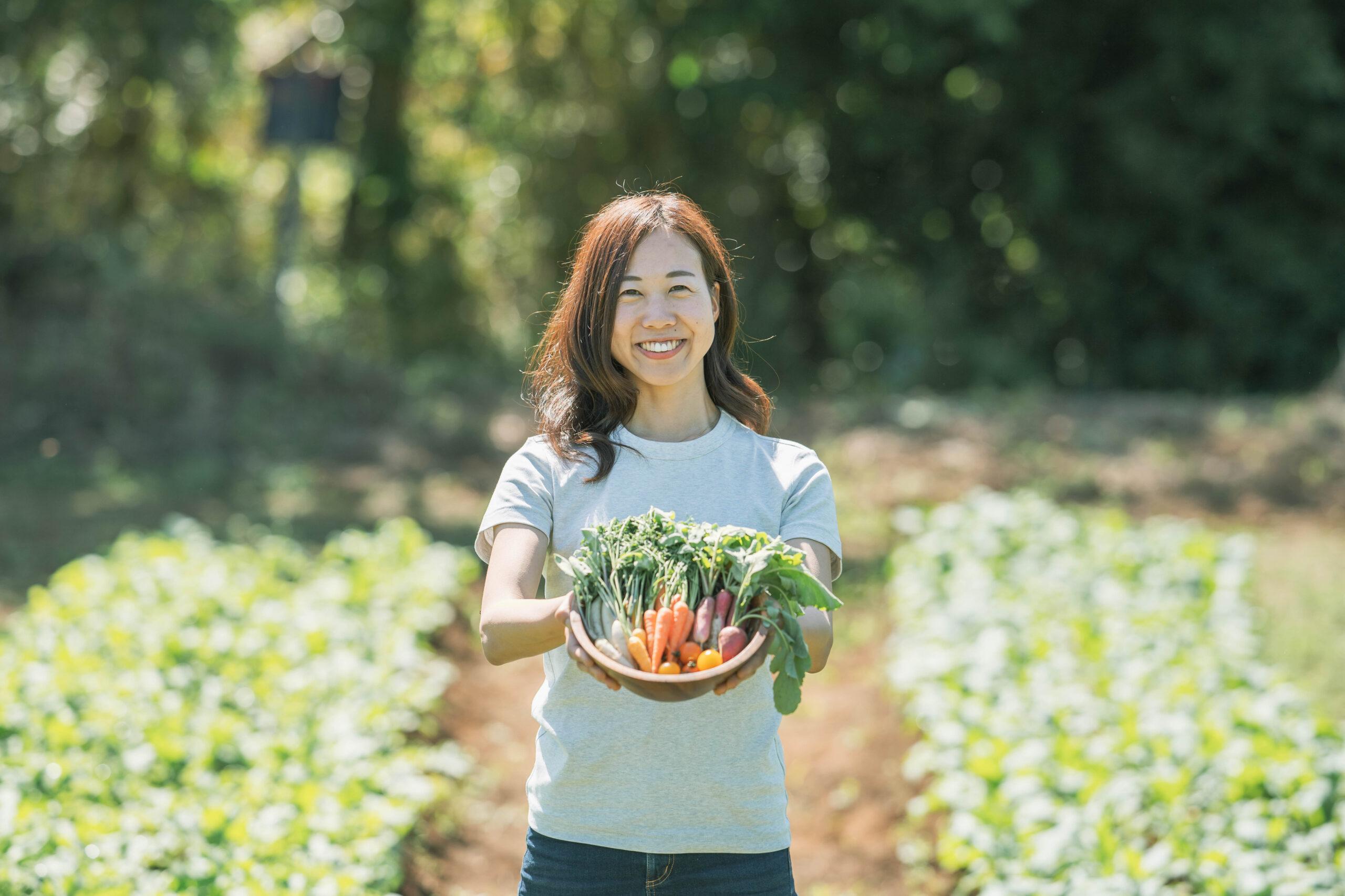 腸活ミニ野菜